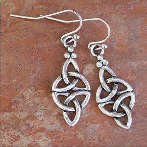 Jewelry - Celtic Knot Earrings